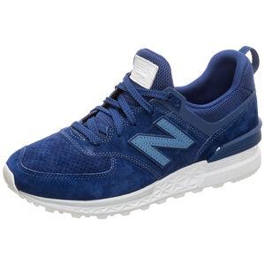 MS574-BLB-D Sport Sneaker, Blau, zoom bei OUTFITTER Online