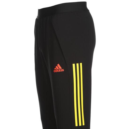 Manchester United Trainingshose Herren, schwarz / gelb, zoom bei OUTFITTER Online