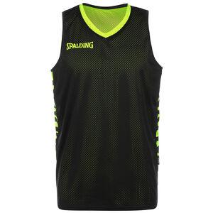 Essential Reversible Trainingstop Herren, schwarz / gelb, zoom bei OUTFITTER Online