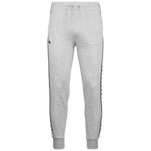 Geelke Jogginghose Damen, hellgrau / schwarz, zoom bei OUTFITTER Online
