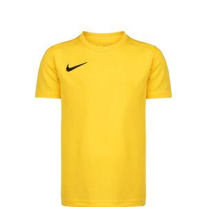 Dry Park VII Fußballtrikot Kinder, gelb / schwarz, zoom bei OUTFITTER Online