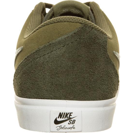 Check Solarsoft Sneaker Herren, grün / weiß, zoom bei OUTFITTER Online