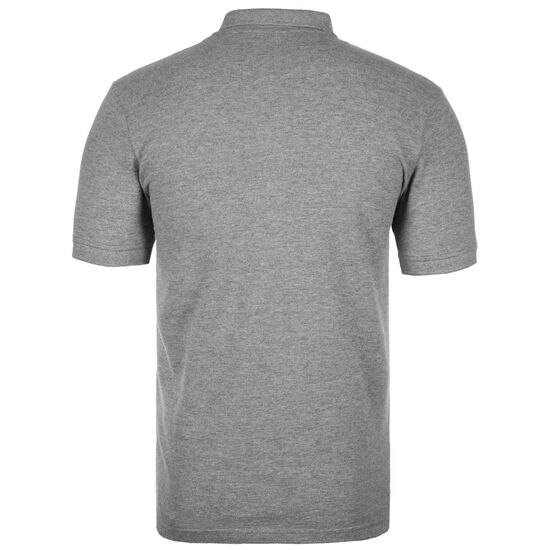Plain Poloshirt Herren, grau, zoom bei OUTFITTER Online