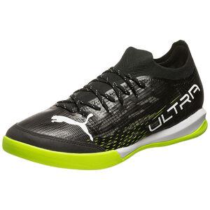 ULTRA 1.3 Pro Indoor Fußballschuh, schwarz / hellgrün, zoom bei OUTFITTER Online