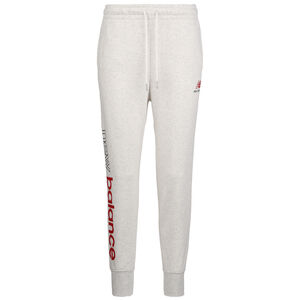 Essentials Icon Jogginghose Damen, weiß, zoom bei OUTFITTER Online