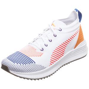 Avid NU Knit Sneaker, weiß / rot, zoom bei OUTFITTER Online