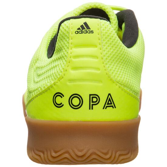 Copa 19.3 Sala Indoor Fußballschuh Herren, neongelb / schwarz, zoom bei OUTFITTER Online