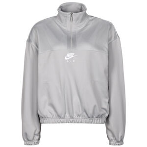 Air Sweatshirt Damen, grau / weiß, zoom bei OUTFITTER Online