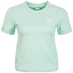 Classics Tight T7 T-Shirt Damen, mint / weiß, zoom bei OUTFITTER Online