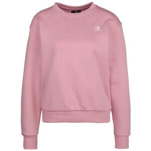 Star Chevron Embroidered Sweatshirt Damen, altrosa / rosa, zoom bei OUTFITTER Online
