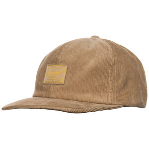 Sylas Strapback Cap, beige, zoom bei OUTFITTER Online