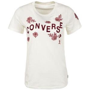 Floral Egret T-Shirt Damen, Beige, zoom bei OUTFITTER Online