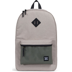 Heritage Rucksack, grau / khaki, zoom bei OUTFITTER Online