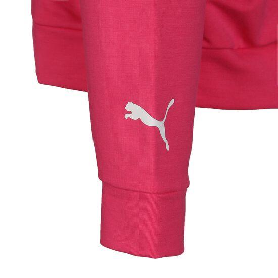 Modern Sports Kapuzenpullover Kinder, pink, zoom bei OUTFITTER Online