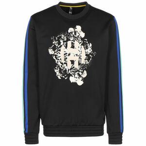 Harden Fleece Sweatshirt Herren, schwarz / bunt, zoom bei OUTFITTER Online