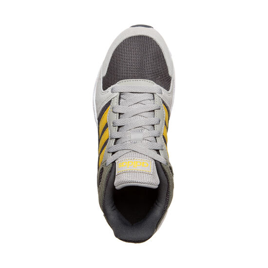 Crazychaos Sneaker Kinder, grau / grün, zoom bei OUTFITTER Online