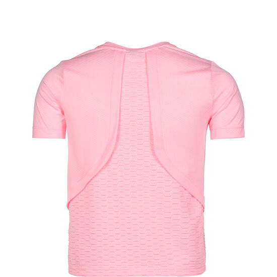 Dri-FIT Instacool Trainingsshirt Kinder, rosa, zoom bei OUTFITTER Online