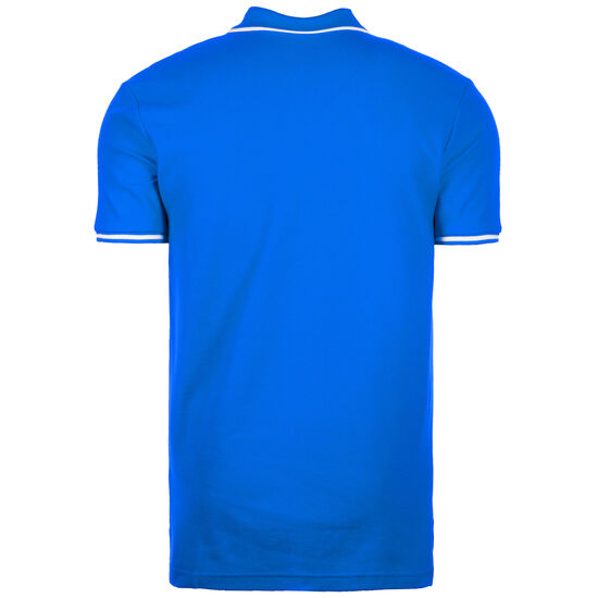 Polo TM Club19 SS Poloshirt Herren, blau / weiß, zoom bei OUTFITTER Online
