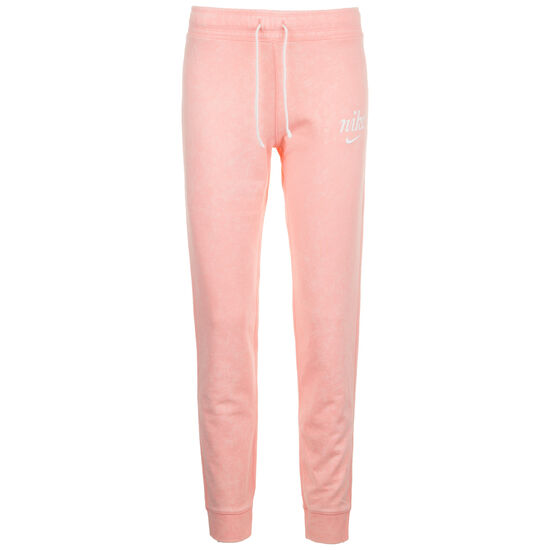 Wash Jogginghose Damen, rosa / weiß, zoom bei OUTFITTER Online