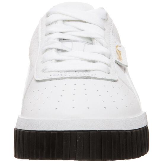 Cali Sneaker Damen, weiß / schwarz, zoom bei OUTFITTER Online