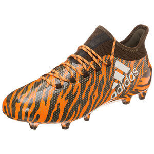 X 17.1 FG Fußballschuh Herren, Orange, zoom bei OUTFITTER Online