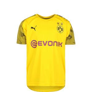 Borussia Dortmund Trainingsshirt Kinder, gelb / schwarz, zoom bei OUTFITTER Online
