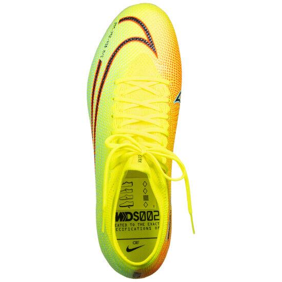 Mercurial Vapor 13 Pro MDS FG Fußballschuh Herren, gelb / grün, zoom bei OUTFITTER Online