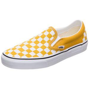 Classic Slip-On Sneaker Damen, gelb / weiß, zoom bei OUTFITTER Online