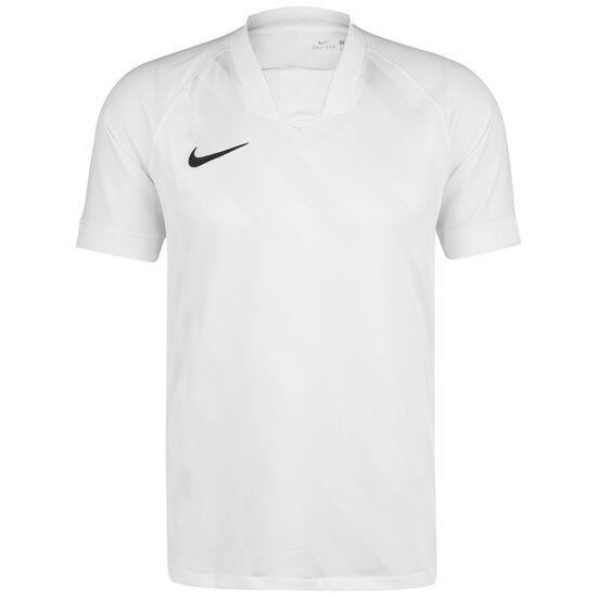 Challenge III Fußballtrikot Herren, weiß / schwarz, zoom bei OUTFITTER Online
