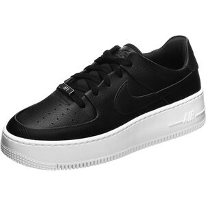 Air Force 1 Sage Low Sneaker Damen, schwarz / weiß, zoom bei OUTFITTER Online