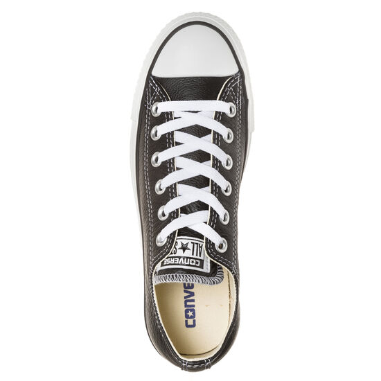 Chuck Taylor All Star OX Classic Leather Sneaker, Schwarz, zoom bei OUTFITTER Online