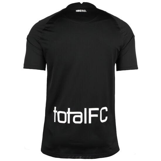 F.C. Home Fußballtrikot Herren, schwarz / weiß, zoom bei OUTFITTER Online
