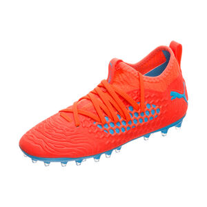 Future 19.3 NETFIT MG Fußballschuh Kinder, rot / blau, zoom bei OUTFITTER Online
