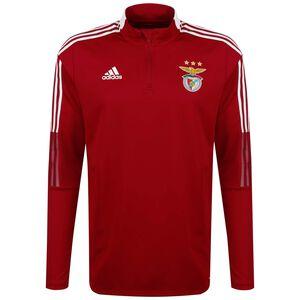 Benfica Lissabon Trainingssweat Herren, rot, zoom bei OUTFITTER Online
