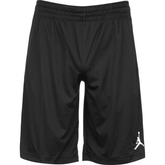 Jordan 23 Alpha Dry Knit Trainingsshort Herren, schwarz / weiß, zoom bei OUTFITTER Online