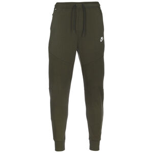Tech Fleece Jogginghose Herren, dunkelgrün / schwarz, zoom bei OUTFITTER Online