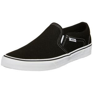 Asher Sneaker Herren, schwarz / weiß, zoom bei OUTFITTER Online