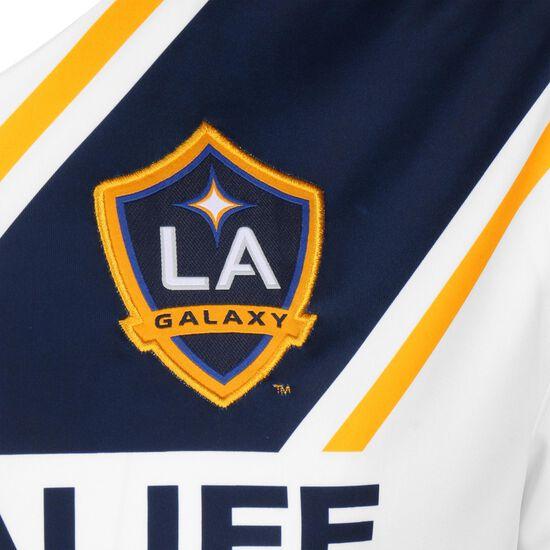 LA Galaxy Trikot Home 2019/2020 Herren, weiß / dunkelblau, zoom bei OUTFITTER Online
