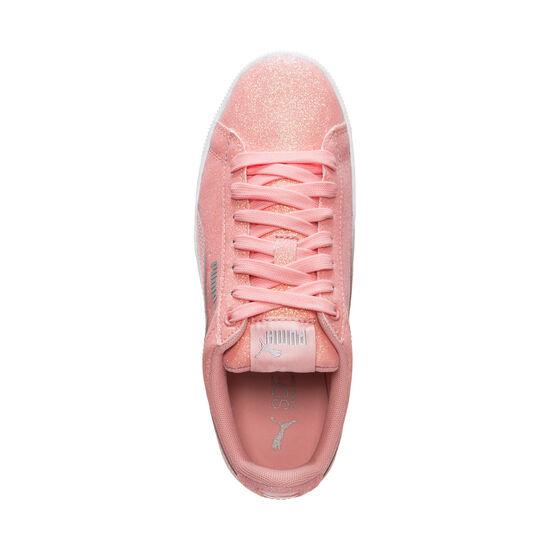 Vikky Platform Glitz Sneaker Kinder, rosa, zoom bei OUTFITTER Online
