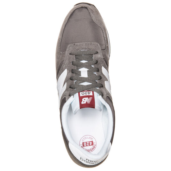 U420-CGW-D Sneaker, Grau, zoom bei OUTFITTER Online