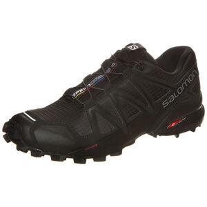 Speedcross 4 Trail Laufschuh Herren, Schwarz, zoom bei OUTFITTER Online