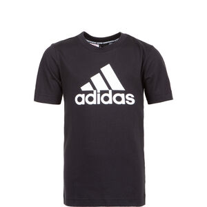 Must Have Badge of Sport T-Shirt Kinder, schwarz / weiß, zoom bei OUTFITTER Online