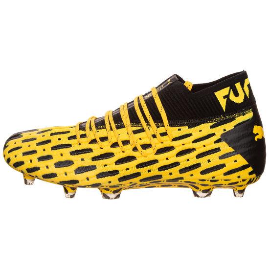 Future 5.1 NETFIT FG/AG Fußballschuh Herren, gelb / schwarz, zoom bei OUTFITTER Online