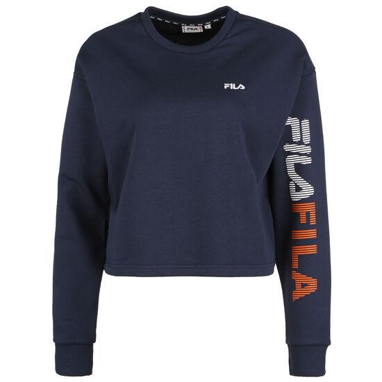 Makimi Cropped Sweatshirt Damen, schwarz, zoom bei OUTFITTER Online