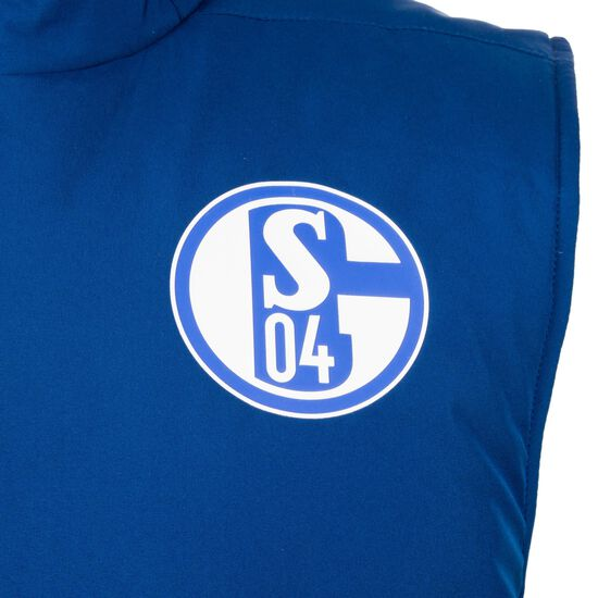 FC Schalke 04 Weste Herren, Blau, zoom bei OUTFITTER Online