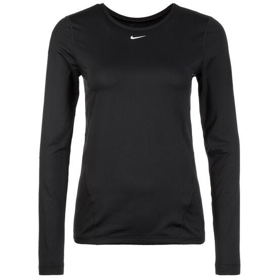 Pro All Over Mesh Trainingsshirt Damen, schwarz, zoom bei OUTFITTER Online