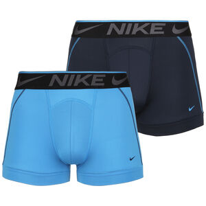 Trunk 2PK Boxershorts Herren, blau, zoom bei OUTFITTER Online