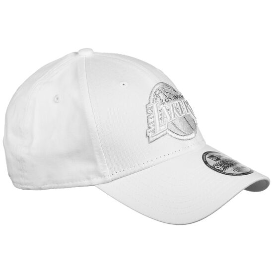 NBA Los Angeles Lakers Metallic Logo 9Forty Snapback Cap, , zoom bei OUTFITTER Online