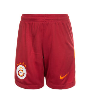 Galatasaray Istanbul Short Home Stadium 2017/2018 Kinder, Rot, zoom bei OUTFITTER Online
