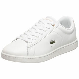 Carnaby Sneaker Damen, weiß / rosa, zoom bei OUTFITTER Online